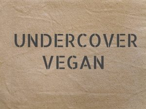 Undercover Vegan: a 4 week cookery crash course