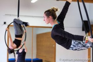 FULLY BOOKED! Aerial Hoop: Taster Course with Leeds Aerial Arts @ Open Source Arts