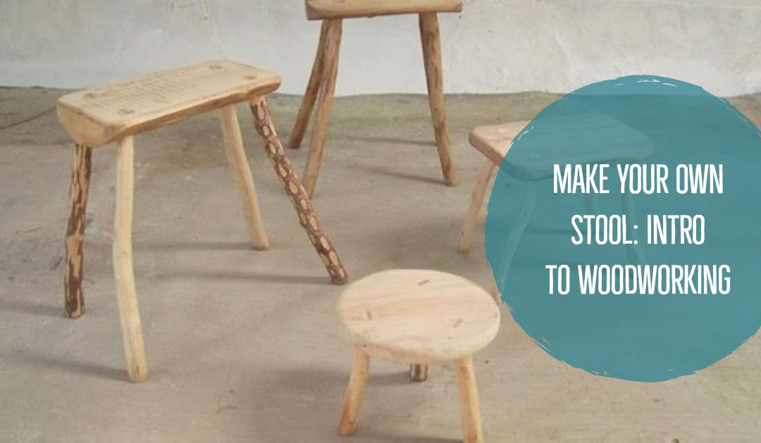 Awesome Make Your Own Stool Intro To Woodwork Open Source Arts Inzonedesignstudio Interior Chair Design Inzonedesignstudiocom
