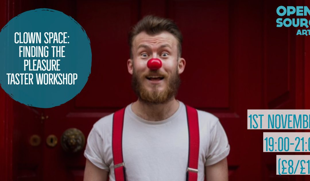 Clown Space – Finding the Pleasure