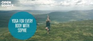 Online! Yoga for Every Body @ Open Source Arts | England | United Kingdom