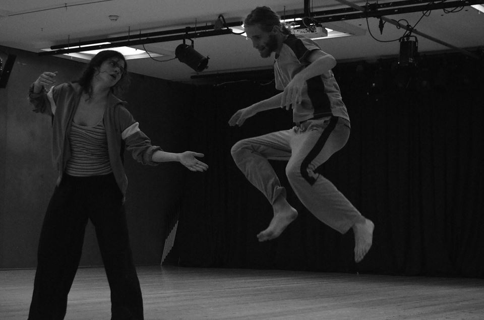 Pro-Class: Dance Open Training at Open Source Arts & Paul Guenot