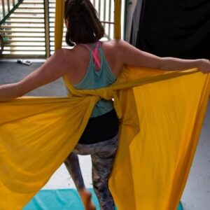 Aerial Silks workshop calisthenics @martinwalkerphotography leeds class circus
