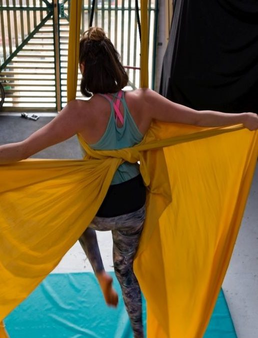 Intro to Aerial Silks