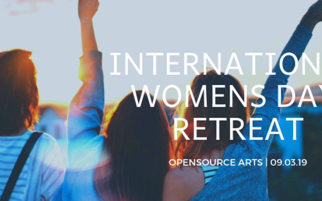 Relax, Restore & Roar – International Woman's Day Retreat