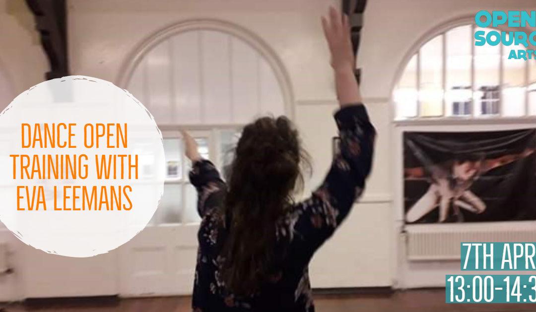 Pro Class: Dance Open Training with Eva Leemans