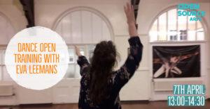 Pro Class: Dance Open Training with Eva Leemans @ Open Source Arts