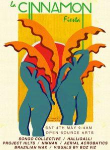 La Cinnamon Fiesta @ Open Source Arts