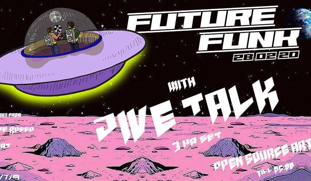 Future Funk w/Jive Talk (3hr Set)