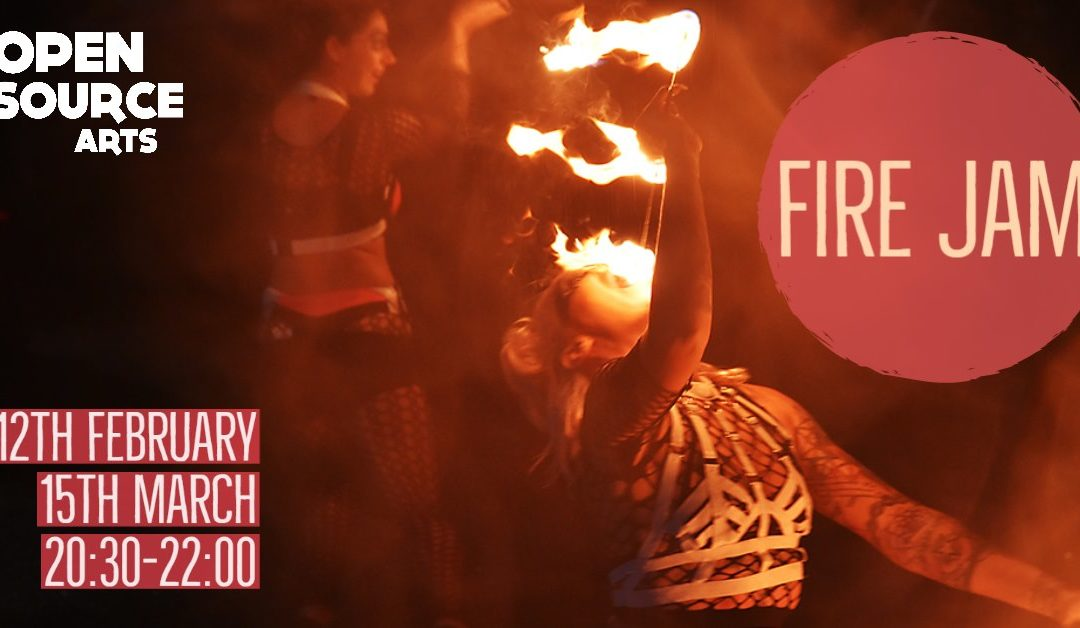 Fire Jam Feb 2020