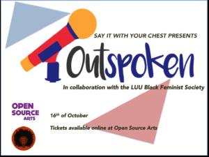Outspoken- Black History Month special with LUU Black Fem Soc